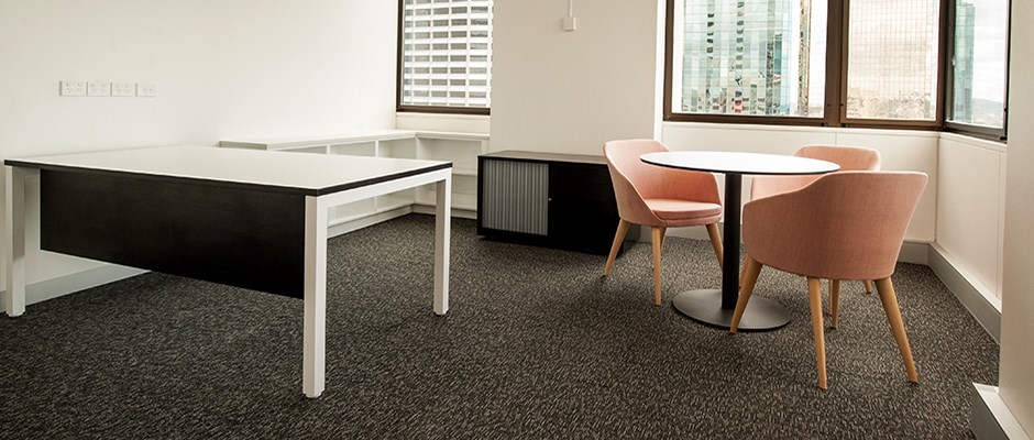 Executive furniture empire for Home office fitout