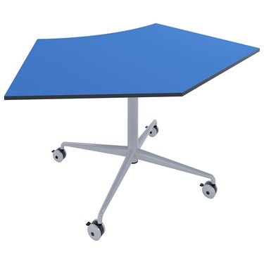 Acer Flip Table Pentagon Shape Empire - Pentagon picnic table