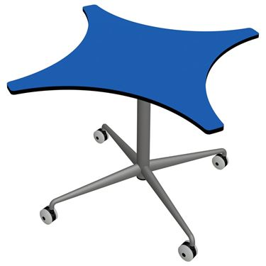 Acer Flip Table - Star Shape