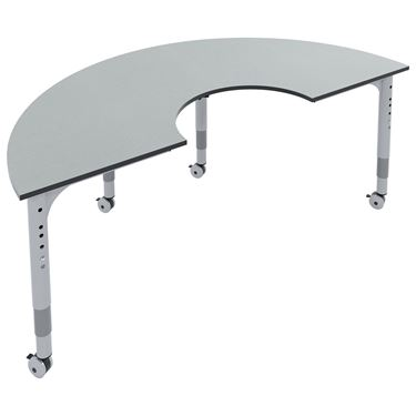 Acer Table - Arc Shape