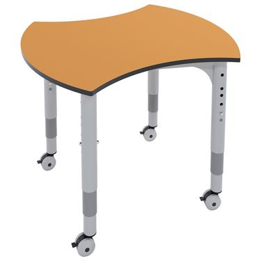 Acer Table - Bone Shape