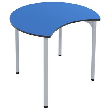 Acer Table - Crescent Shape