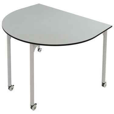 Acer Table - D-End Shape