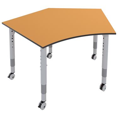 Acer Table - Pentagon Shape