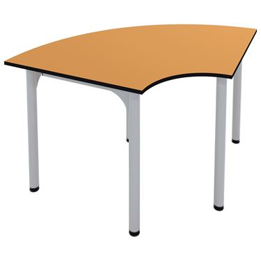 Acer Table - Quarter Curve Shape
