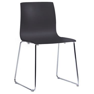 Alice Sled Base Cafe Chair