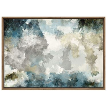 Corporate Artwork - #8 Canvas Clouds Horizontal