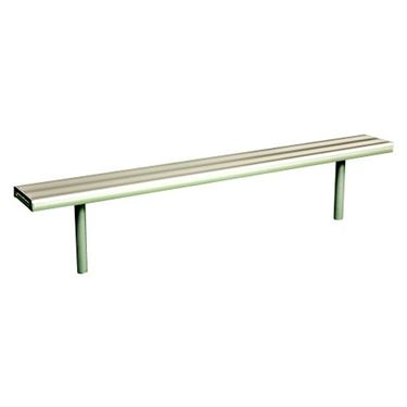 Aspley In-Ground Outdoor Bench Setting