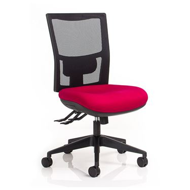 A-Team High Back Heavy Duty Mesh Chair