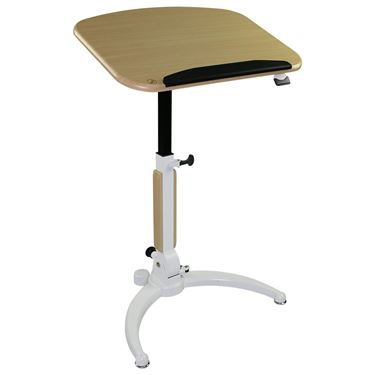 Atom Lectern Height Adjustable and Folding