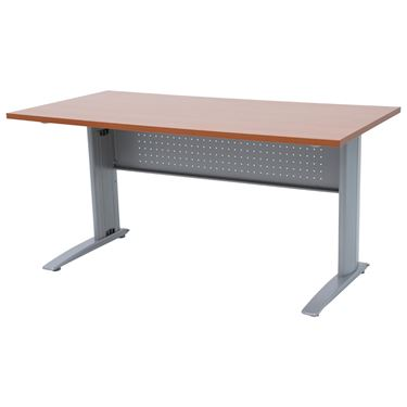 Breeze C-leg Straight Desk (Open)