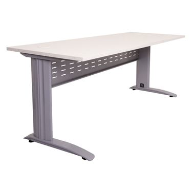 Breathe C-Leg Open Straight Desk