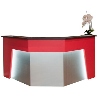 Brilliant Custom Reception Counter