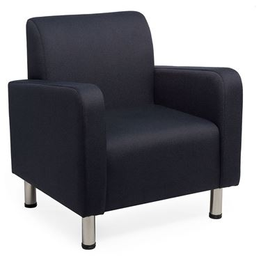 Chai Lounge Chair with Arms