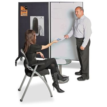 Communicate Room Divider