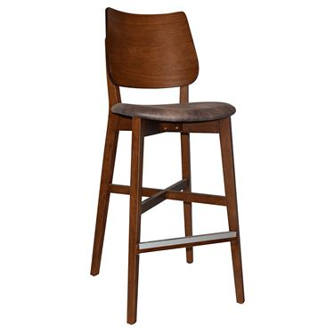 Datkor Visitor Stool with Seatpad