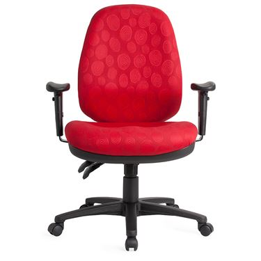 Dual Deluxe Extra High Back Task Office Chair