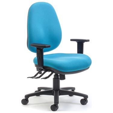 Demi Plus High Back Office Chair with Arms