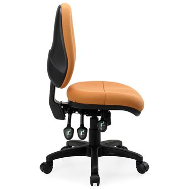Demi Plus ComfortDuo High Back Office Chair