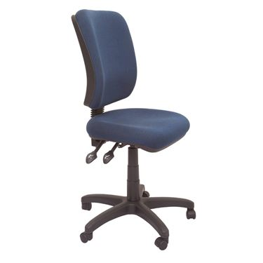 """RapidLine"" Ergo 400 Square Back Task Office Chair"