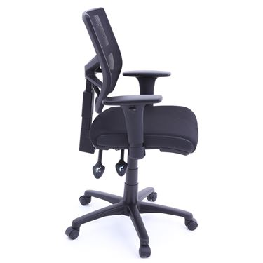 Emcee Square Medium Back Mesh Office Chair