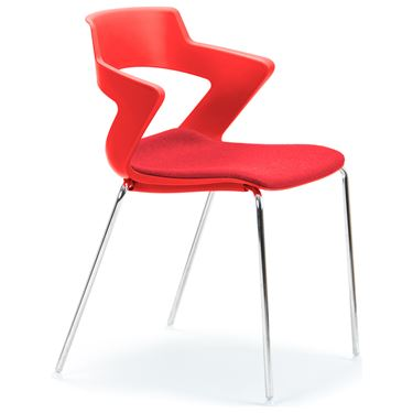 Enzo 4-Leg Visitor Chair