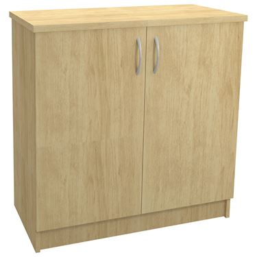 Eco Shapes Desk Height Credenza