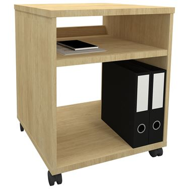 Eco Shapes 3 Tier Mobile Cabinet