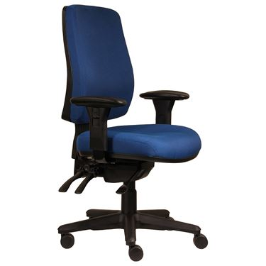 Ergoselect Spark 4 Lever High Back Office Chair