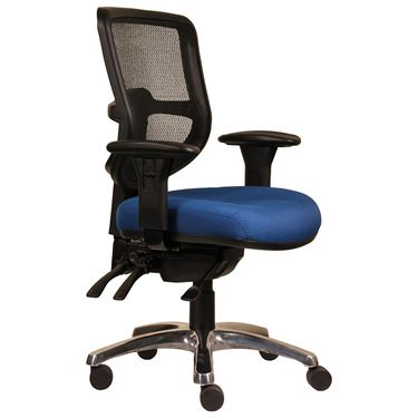 Ergoselect Swift 3 Lever Medium Back Office Chair