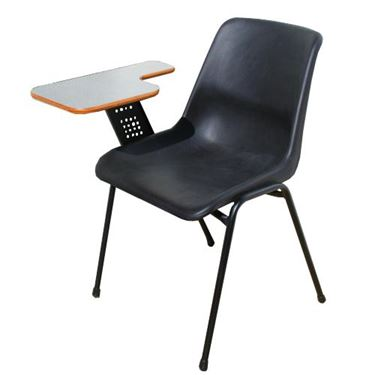 Examiner 4 Leg Chair with Full Tablet