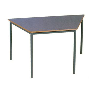 Examiner Trapezoidal Table - Ironstone