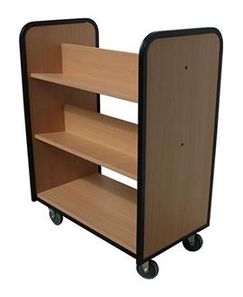 Examiner Book Trolley
