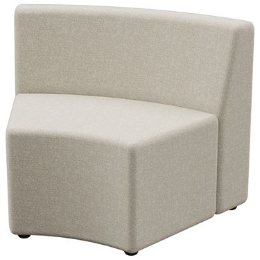 Elixir 1 Seater Curved OUTER Standard Back