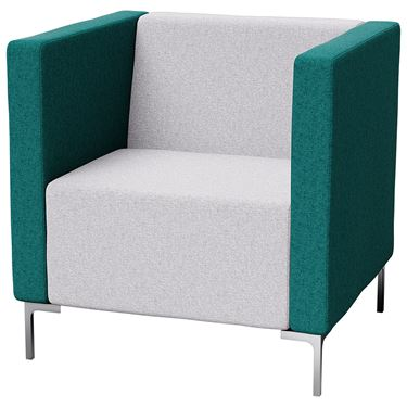 Florence 1 Seater Standard Back with Arms