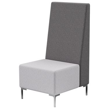 Florence 1 Seater Tall Back