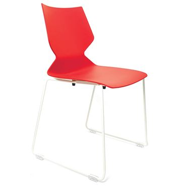 Konfurb Fly Sled Base Visitor Chair