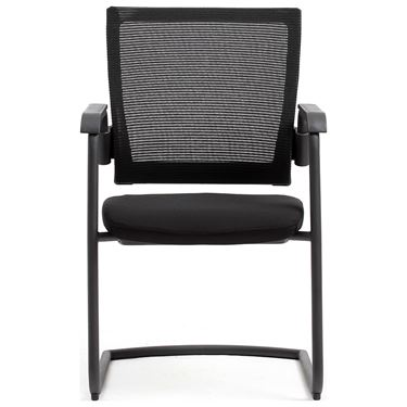 Freelance Cantilever Mesh Visitor Chair