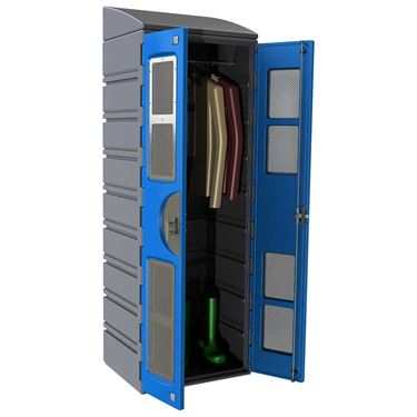 FSP Plastic Locker - Vented Wardrobe
