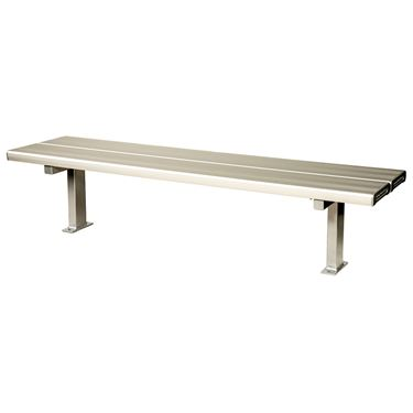 Gembrook Bolt-Down Outdoor Bench Setting
