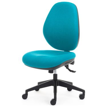 Globe High Back Office Chair with Wide Seat