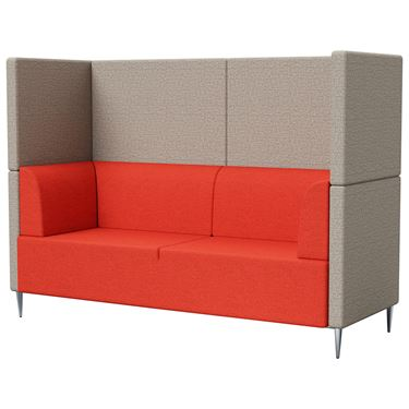 Sharpa 2.5 Seater Tall Back - with Internal Cushion