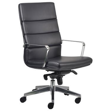 Incorp High Back Leather Executive Chair