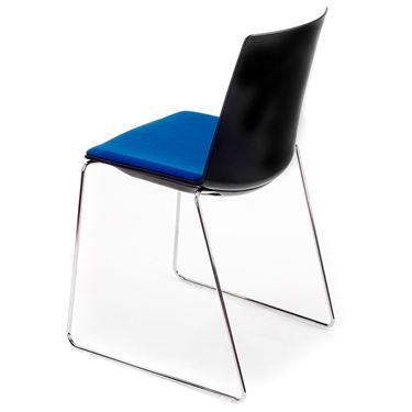 Jubilee Sled Base Visitor Chair