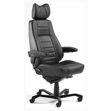 Kab Controller 24/7 Heavy Duty Operator Chair