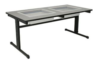 Kidzwork Activity Table - 2 Seater