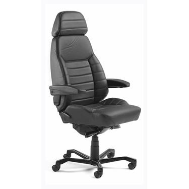 Kab Executive 24/7 Heavy Duty Operator Chair