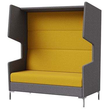 Chloe 2 Seater Booth