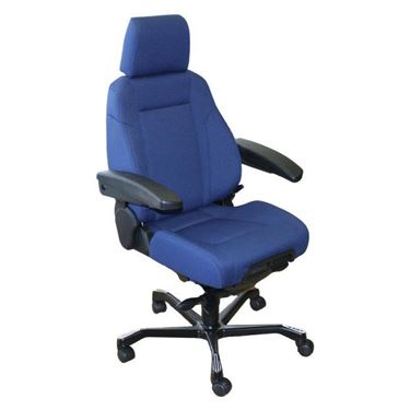 Kab Operator II 24/7 Heavy Duty Operator Chair