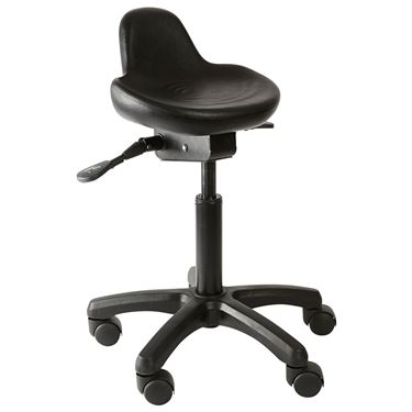 Lab Saddle Stool